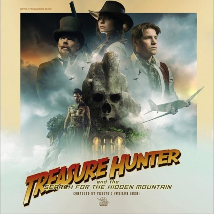 Treasure Hunter 3-Presto'C